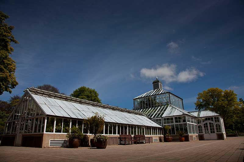 Winter Garden Glasshouse